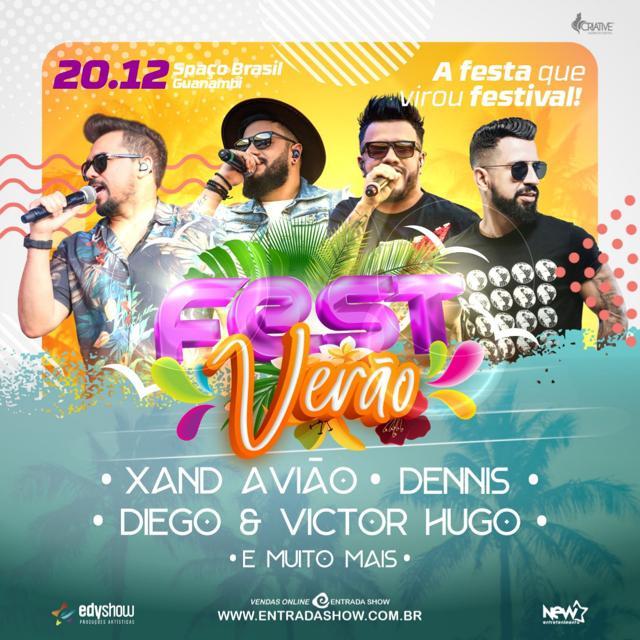 Fest Verão Guanambi 2019 em Guanambi-BA