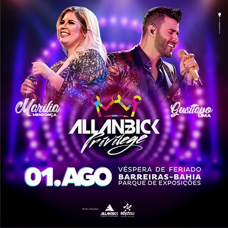 Allanbick Privilege 2019 em Barreiras BA